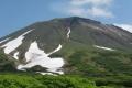 裾合平、白鳥の雪渓(7月).jpg