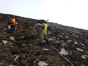 26.9.27十勝岳登山道整備